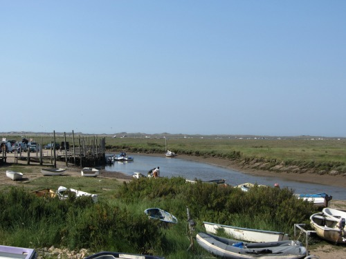 Burnham Overy creek