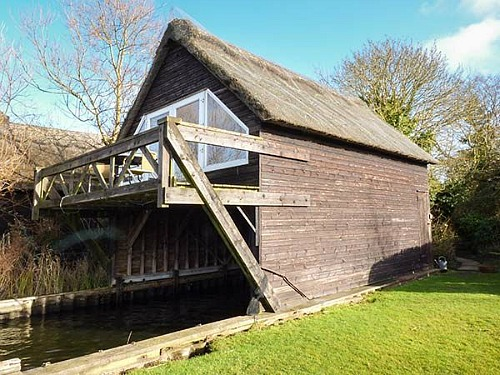 Cygnus Boathouse, North Walsham