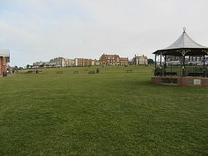 The start of my Norfolk Coast Path walk