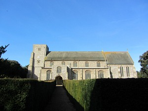 Thornham Church