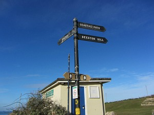 Towards Beeston Bump