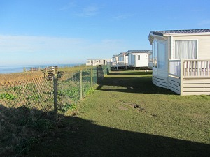 Static Caravans at East and West Runton