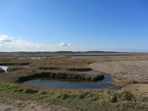 Cley fresh water meadows