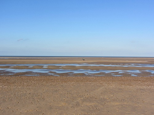 A Norfolk beach!
