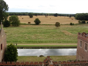 Countryside around Oxburgh Hall