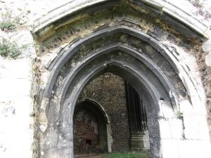 Wymondham Abbey architecture