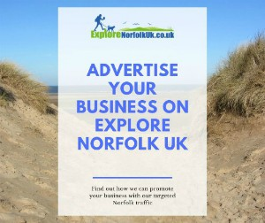 Advertise your property or business with Explore Norfolk UK