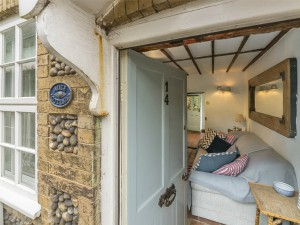 Alice Cottage in North Creek, a short distance from the North Norfolk Coast