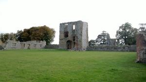 Baconsthorpe Castle Interior