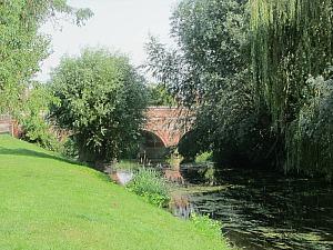 Bawburgh
