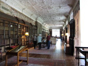Blickling Hall Long Room