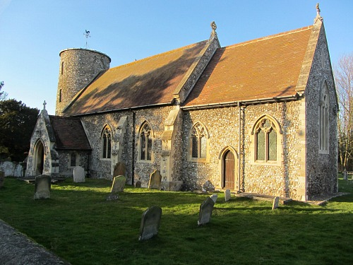 St Mary's Church, Burnham Deepdale