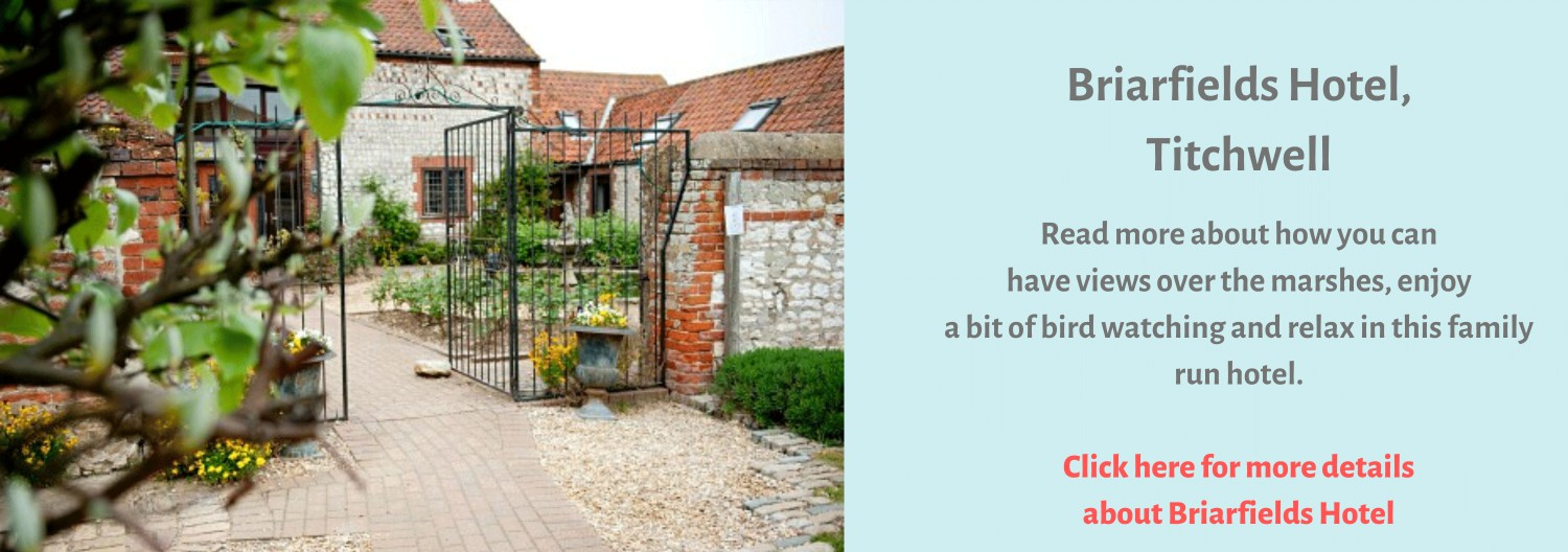 A wonderfully relaxed dog friendly hotel in Titchwell