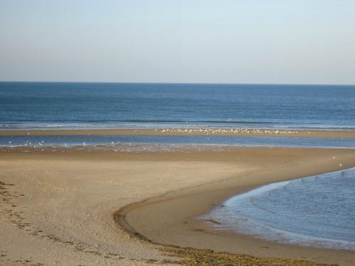 Burnham Overy beach