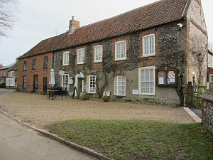 Church Gate Tea Room and B&B, Castle Acre