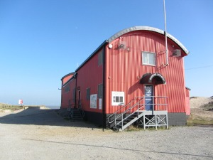 Caister Lifeboat House