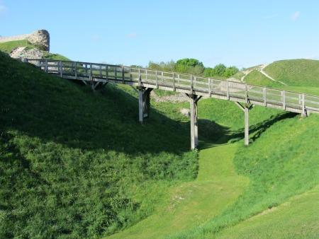 The Bridge at Castle Acre