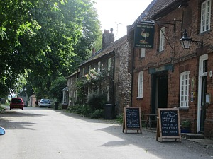 Pubs, tea rooms and bed and breakfast's all in Castle Acre