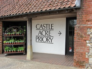 Castle Acre Priory Shop