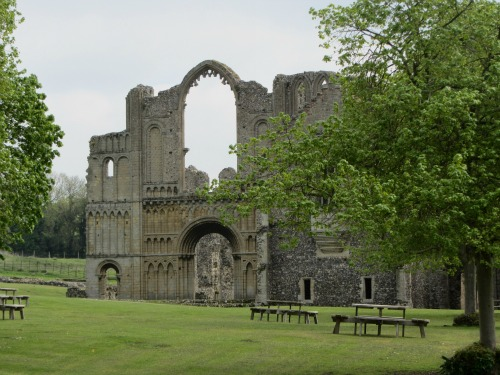 Castle Acre Priory Ruins