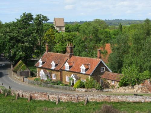 Castle Rising Village