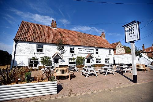 The Chequers Inn, Thornham, North Norfolk