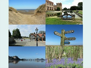 Norfolk areas of interest