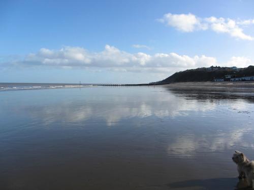 Cromer beach East