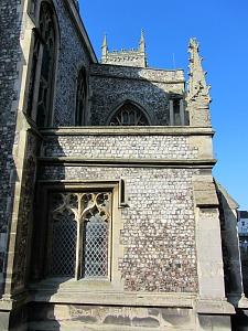 Cromer church from a different angle