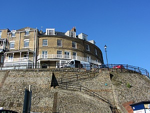 The Crescent in Cromer
