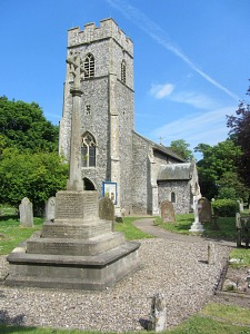 Overstrand church