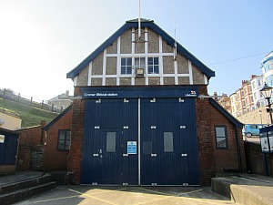 1902 Cromer lifeboat station
