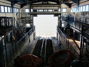Cromer lifeboat station ramp
