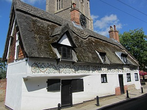 Bishop Bonner's Cottage, Dereham