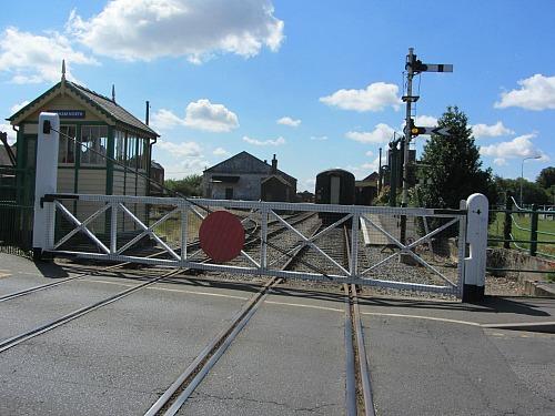 Dereham's Mid Norfolk Railway