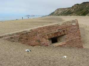 East Runton pill box