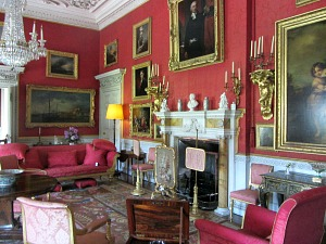 The Drawing Room at Felbrigg Hall