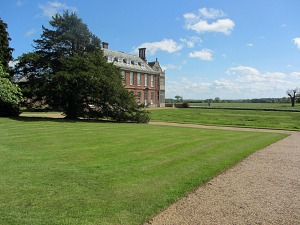 Felbrigg Hall from the side