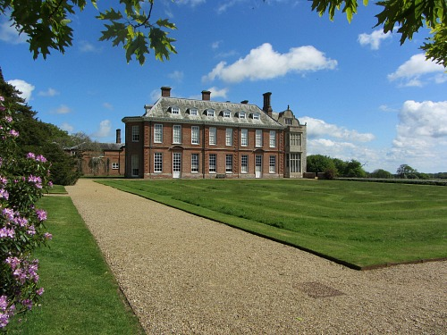 Felbrigg Hall side view