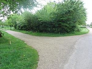 Felbrigg Hall walk to church and lake
