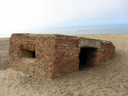 East Runton WWII Pill Box