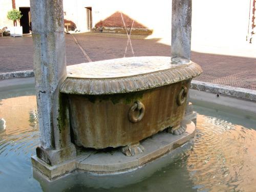 Houghton Hall Fountain