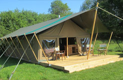Camping in Style - Glamping
