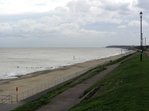 Gorleston Beach south