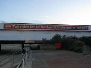 Fun for all at Britannia Pier, Great Yarmouth