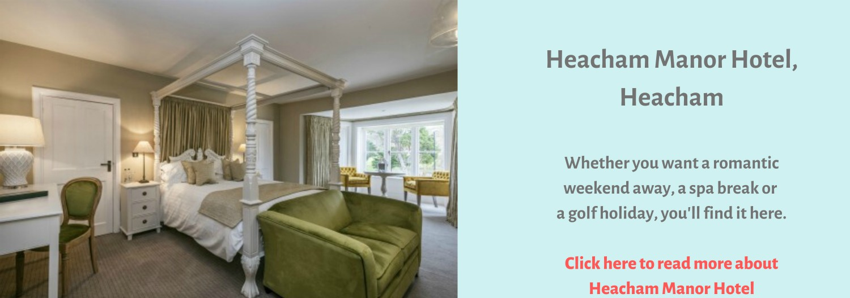 Heacham Manor, Manor Suite for a romantic break away!