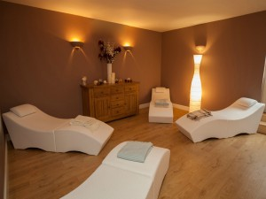 The spa at Heacham Manor Hotel