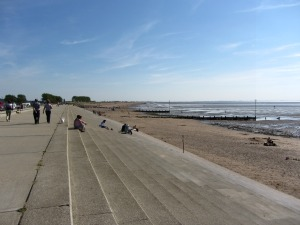 North Beach Heacham Promenade
