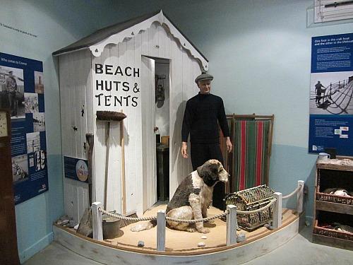 Henry Blogg, Crab Fisherman and beach hut rentals!