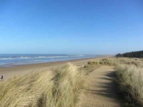 Holme Dunes Walk